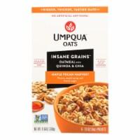 Umpqua Oats - Oats Maple Pecan Packets - Case of 8-11 OZ - Case of 8 - 11 OZ each