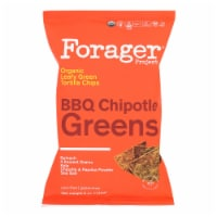 Forager Project - Veg Chips Chptl Bbq Green - Case of 8-5 OZ - Case of 8 - 5 OZ each
