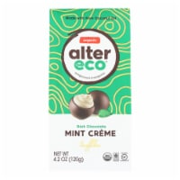 Alter Eco Americas Dark Chocolate Truffles - Mint Creme - Case of 8 - 4.2 oz. - Case of 8 - 4.2 OZ each