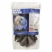Happy N Healthy Pet - Dog Treat Beef Liver Abf - Case of 8 - 5 OZ - Case of 8 - 5 OZ each