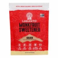 Lakanto - Monkfruit Sweetener - Golden - Case of 8 - 8.29 oz. - Case of 8 - 8.29 OZ each