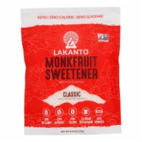 Lakanto - Monkfruit Sweetener - Case of 8 - 8.29 oz.