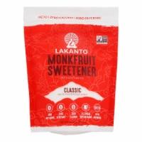 Lakanto - Classic Monkfruit Sweetener - Case of 8 - 16 oz.