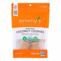 Emmy's Organics  Organic Coconut - Case of 8 - 6 oz.