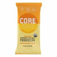 Core Foods - Bar Probiotic Lemon Poppy - Case of 8 - 2 OZ