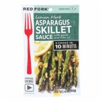 Red Fork Seasoning Sauce - Lemon Herbs Asparagus - Case of 8 - 4 oz. - Case of 8 - 4 OZ each