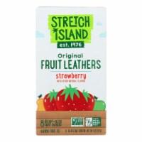 Stretch Island Organic Fruit Strip - Strawberry - Case of 9 - 4 oz. - Case of 9 - 4 OZ each