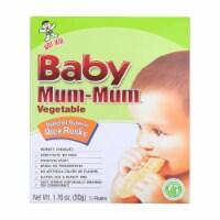 Hot Kid Baby Mum Rice Husk - Vegetable - Case of 6 - 1.76 oz. - 6