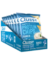 Quest Tortilla Style Ranch Protein Chips Bags