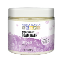 Aura Cacia - Foam Bath Relaxing Lavender - 14 oz