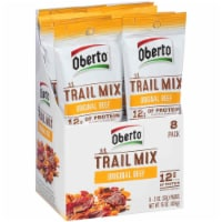 Oberto Original Beef Jerky Trail Mix, 2 Ounce -- 48 per case. - 5