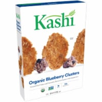 Kashi Organic Blueberry Clusters Cereal - 13.4 oz