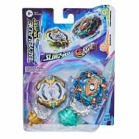 Hasbro Beyblade Burst Surge Slingshock Hercules H4 and Hypersphere Kraken K5 Playset - 1 ct