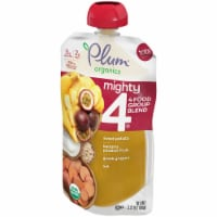 Plum Organics Mighty 4 Sweet Potato Banana Tot Snack
