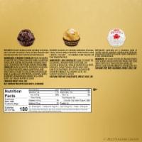 Ferrero Collection Fine Assorted Chocolate Confections Diamond Gift Box