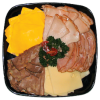 Deli Small Meat & Cheese Tray