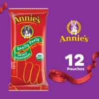Annie's Organic Strawberry and Berry Really Peely Fruit Tape Variety Pack