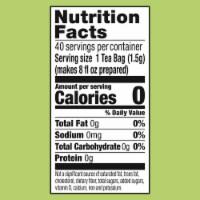 Lipton 100% Natural Green Tea Bags