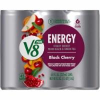 V8 +Energy Black Cherry Beverage