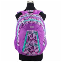 Eastport Active 2.0 Backpack - Colorful Butterflies