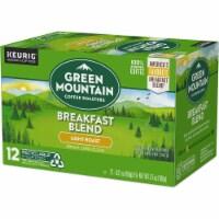 Green Mountain Coffee Roasters Breakfast Blend Light Roast K-Cup Pods