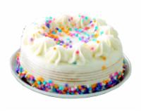Charlotte's Vanilla Celebration Cake