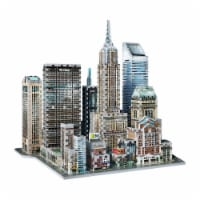 Wrebbit New York Collection Midtown East 3D Puzzle