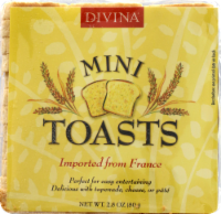 Divina Mini Toasts