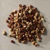 Grizzlies Brand Organic Salted Nut Mix