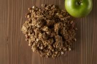 Grizzlies Brand Organic Apple A Day Granola