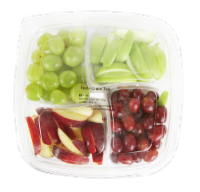 Fresh Kitchen Apple & Grape Tray