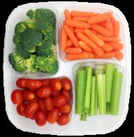 Garden Highway Organic Veggie Tray