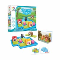 SmartGames Three Little Piggies Deluxe Game