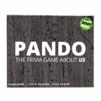 Pando Trivia Card Game