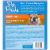 Pet Pride™ Peanut Butter Flavored Medium Dog Treat Biscuits Value Pack Perspective: back