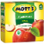 Mott's Applesauce Pouches Perspective: back