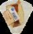 Kroger® Lemon Pudding Cake Slice Perspective: back