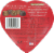 Elmer Chocolate Assorted Chocolates in Heart Shaped Box Perspective: back