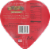 Elmer Chocolate Pets Assorted Chocolates in Heart Shaped Box Perspective: back
