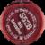 Wet n Wild Megaslicks Red Sensation Lip Gloss Perspective: back