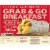 Jimmy Dean Sausage Egg & Cheese Breakfast Burritos Perspective: back