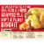 Jimmy Dean Sausage Egg & Cheese Biscuit Roll-Ups 8 Count Perspective: back