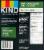 KIND Plus Dark Chocolate Chili Almond Bars Perspective: back