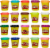 Hasbro Play-Doh Super Color Pack - Multi Perspective: back