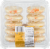 Lofthouse Candy Corn Frosted Sugar Cookies Perspective: back
