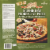 Conte's Mushroom Florentine Pizza Perspective: back