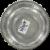 Loving Pets Ruff-N-Tuff Stainless Steel Pet Feeding Dish Perspective: back