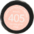 Revlon Super Lustrous Silver City Pink Pearl Lipstick Perspective: bottom