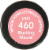 Revlon Super Lustrous Blushing Mauve Pearl Lipstick Perspective: bottom
