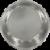 Durapet Stainless Steel Pet Bowl Perspective: bottom